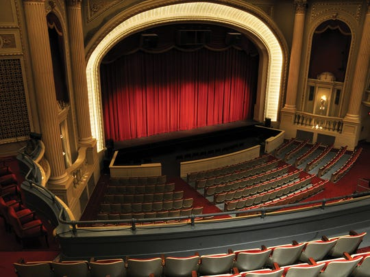 Wausau's Grand Theater, which turns 90 years old this year, ranks among the top 200 theaters in the world because of the number of tickets sold to touring shows.