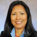 One writer is suggesting President Obama name Arizona federal Judge Diane Humetewa, a Native American, to replace Supreme Court Justice Antonin Scalia.
