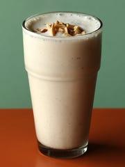 Horchata milk shake