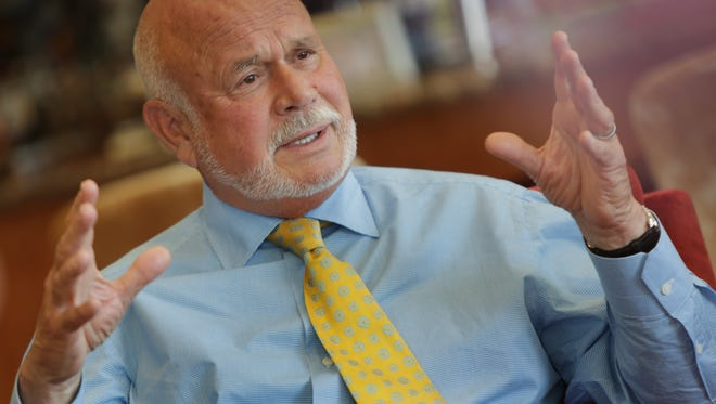 Peter Karmanos Jr., co-founder and former executive chairman of Compuware.