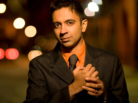 Indian-American jazz pianist and composer Vijay Iyer.