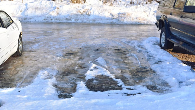 A traumatic fall in a dark, icy parking lot wasn't enough to sway the Michigan Supreme Court.