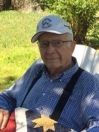 Raymond Larsen, 86