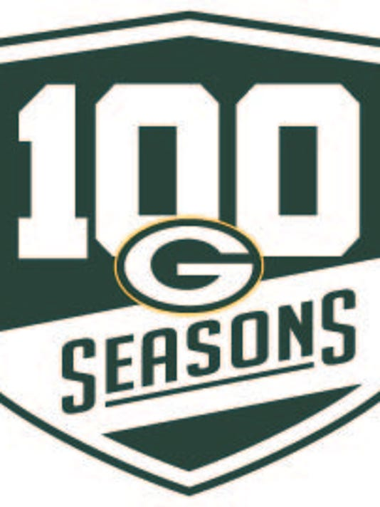 Packers 100 year logo