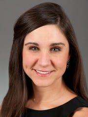 Dr. Brooke Eastham, in dermatology at Nashville Skin and Cancer