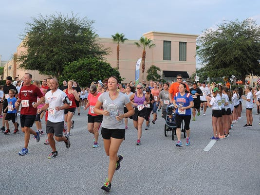 4 I Run For Pizza 5k KAREN DUNBARFLORIDA TODAY