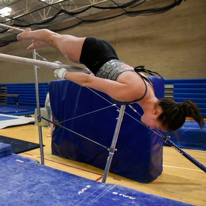 New experience for Sartell gymnasts doesn't get old for Tech