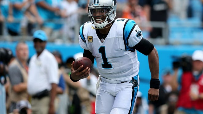 The New England Patriots have reportedly signed former Carolina Panther quarterback Cam Newton to a one-year, incentive-laden contract.
