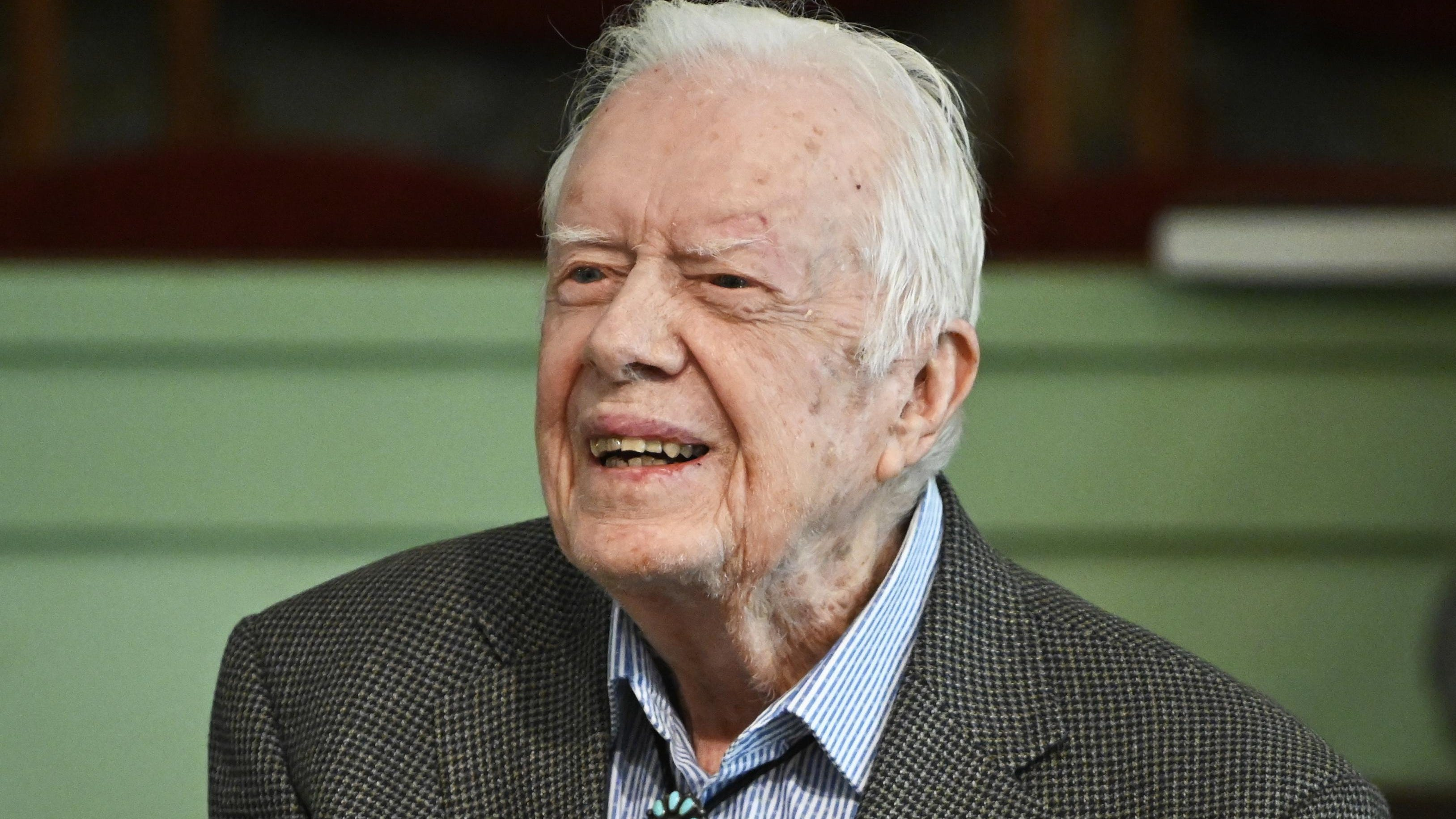 Re Designation Of Jimmy Carter National Historic Site Clears Congress