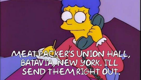 Batavia Simpsons