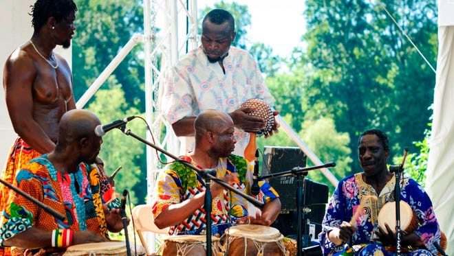 """The 2015 World Beat Festival theme is """"The Drum - Rhythm of the World""""."""