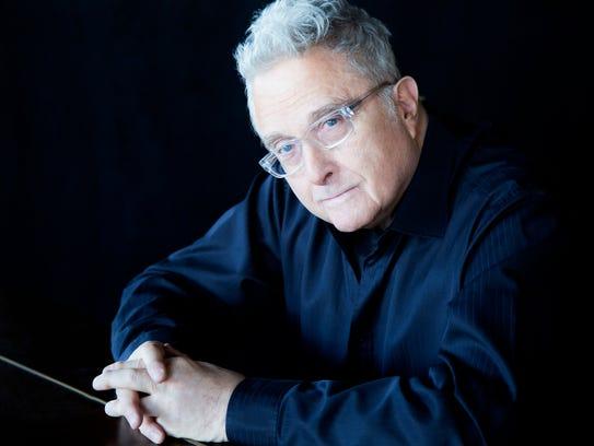 "Randy Newman released his new album, ""Dark Matter,"""