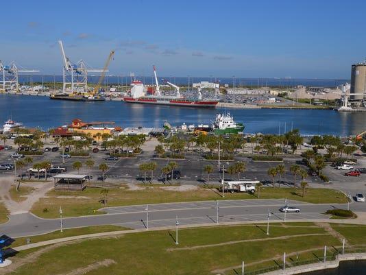 Port Commission meeting