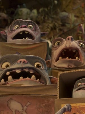 """""""The Boxtrolls"""" is a stop-motion marvel of meticulous, painstakingly creative detail and one of the first feature films to showcase the visually wondrous possibilities of advanced 3-D printer technology."""