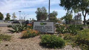 Pleasant Valley School District headquarters in Camarillo.