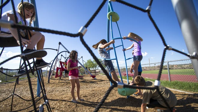 Some metro Phoenix parents are calling for more recess time for students, even in era of higher academic expectations.