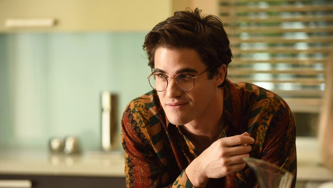 Darren Criss plays killer Andrew Cunanan in FX's 'The Assassination of Gianni Versace: American Crime Story.'