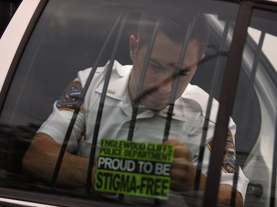 Englewood Cliffs Police Department goes stigma free.