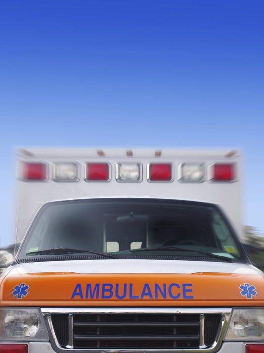 Ambulance Thinkstock