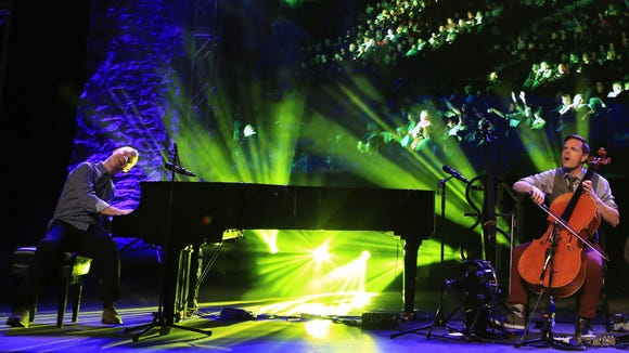 The Piano Guys perform Oct. 22 at Tuacahn Amphitheatre