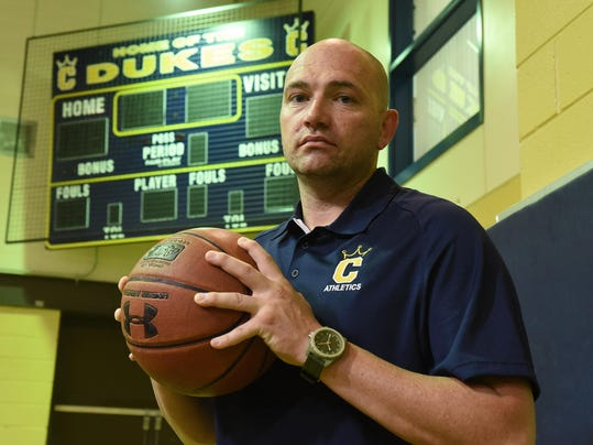 New CCC Mens Basketball Coach 3