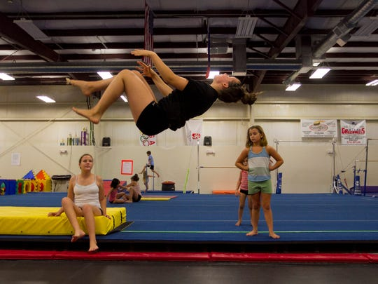 Once the expansion is finished in early 2018, Tropical Twisters Gymnastics will be the largest free-standing gymnastics in Southwest Florida.