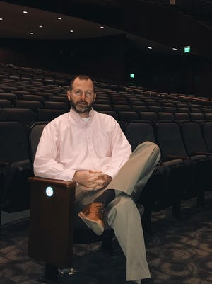 David Mitchell, general manager of the Performing Arts Center at Kent State University at Tuscarawas, initiated the state-wide survey.