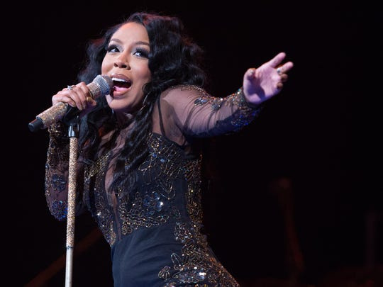 Memphis native and former Love & Hip Hop star K. Michelle recently proclaimed her love of country music during a performance in Nashville.