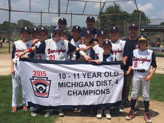 sok bham little league