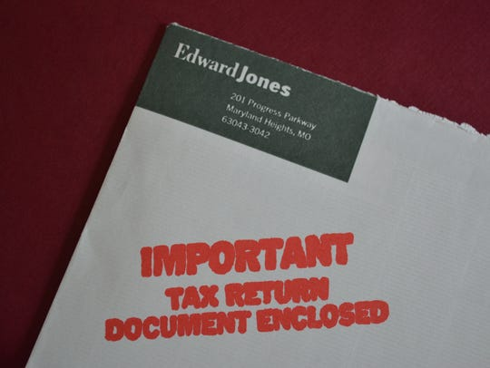 As Americans gather tax documents for their tax returns,