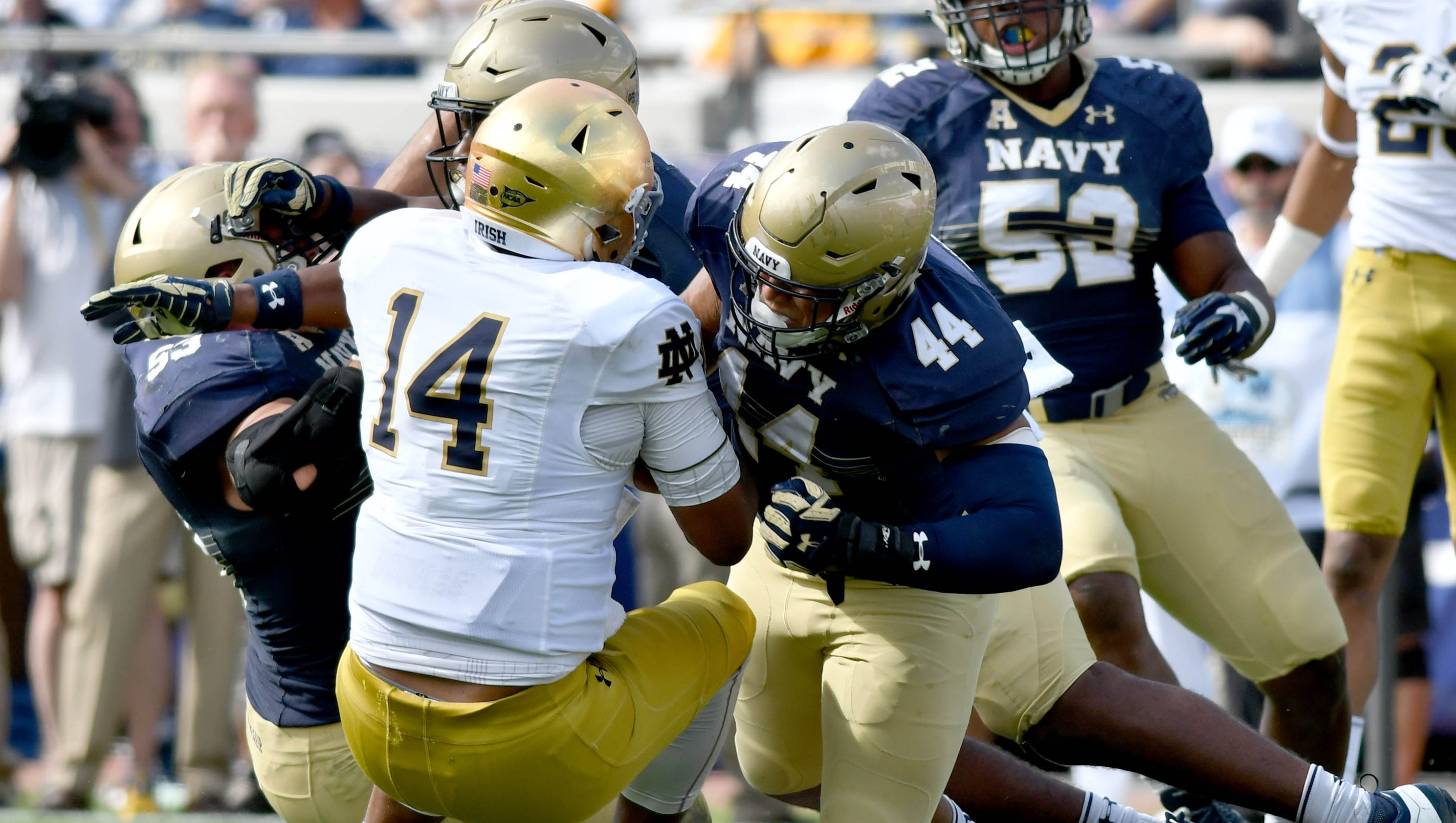 college football scores notre dame college football week 11 schedule