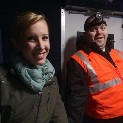 WDBJ-TV reporter Alison Parker and cameraman Adam Ward were fatally shot during an on-air interview on Aug. 26 in Moneta, Va.