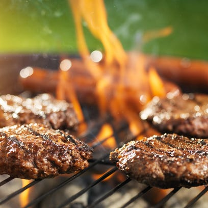 Avoid prolonged cooking times at high temperatures and direct exposure of meat to open flames to help reduce HCA and PAH formation.