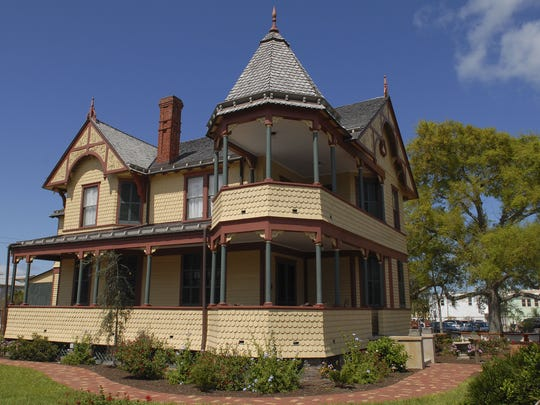 The Pritchard House in downtown Titusville dates back to 1891, and is representative of Queen Anne-style architecture.