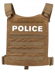 A Critical Response Kit tactical vest offered by Propper selected by the Knox County Sheriff's Office.