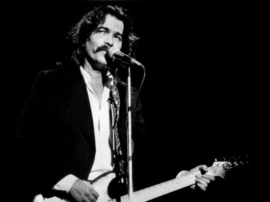 John Prine performs at the Tennessee Theater on Nov. 26, 1979.