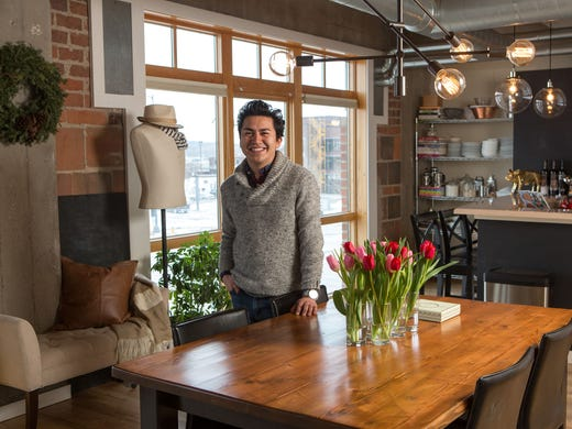Joey Patino Saay March 1 2017 At The Brown Camp Lofts In Des