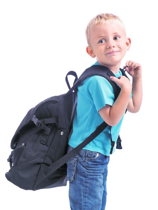 Heavy school backpacks: Expert offers tips to manage
