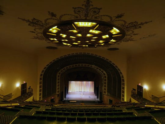 The Paramount Theatre has seen a lot in its more than