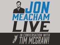 Jon Meacham Live Event