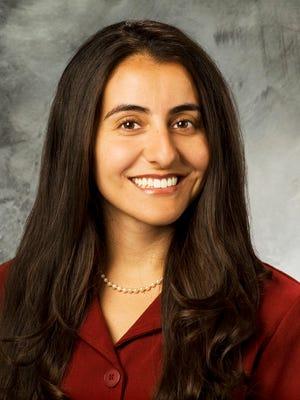 State Assemblywoman Monique Limón
