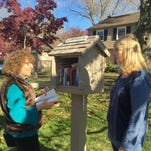 Little free libraries continue to grow in South Jersey