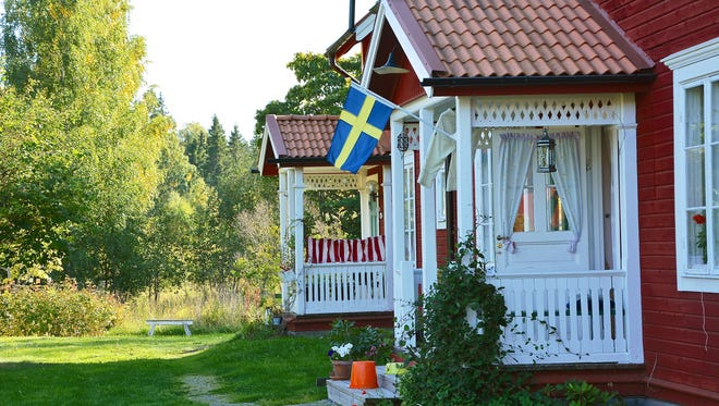 Callers have until Friday to talk to a random person in Sweden.
