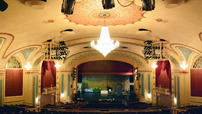 The Strand Theater located at 400 Clifton Ave. in Lakewood has had two ghost sightings.