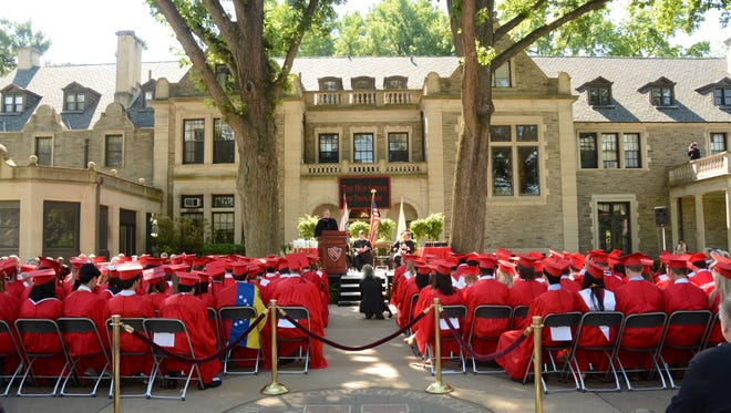 The Hun School of Princeton Class of 2017