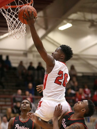 HS boys hoops: Pike wins third consecutive Marion County title