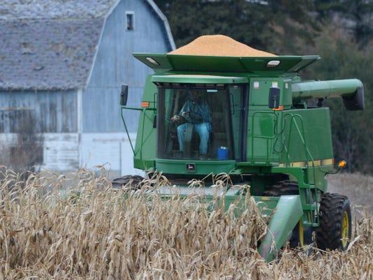 GPG Corn Harvest