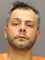Franklin police identified the driver of the car as 41-year-old Emilio Ortega 3rd.