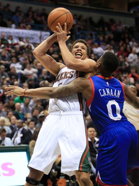 Michael Carter-Williams, Isaiah Canaan