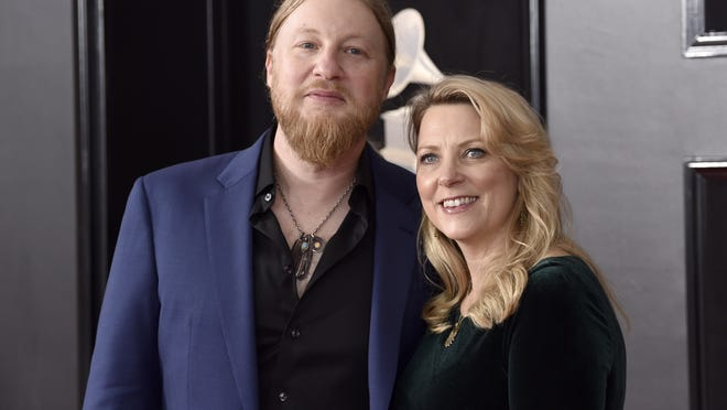 Derek Trucks, left, and Norwell native Susan Tedeschi, front the Tedeschi-Trucks band. They performed at the virtual Hot Stove Cool Music benefit that raised $300,000 for Theo Epstein's Foundation To Be Named Later.